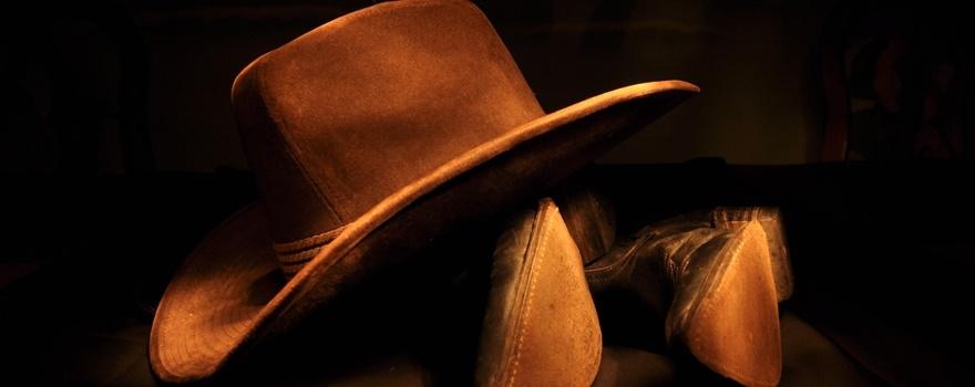 chapeu caubói moda country