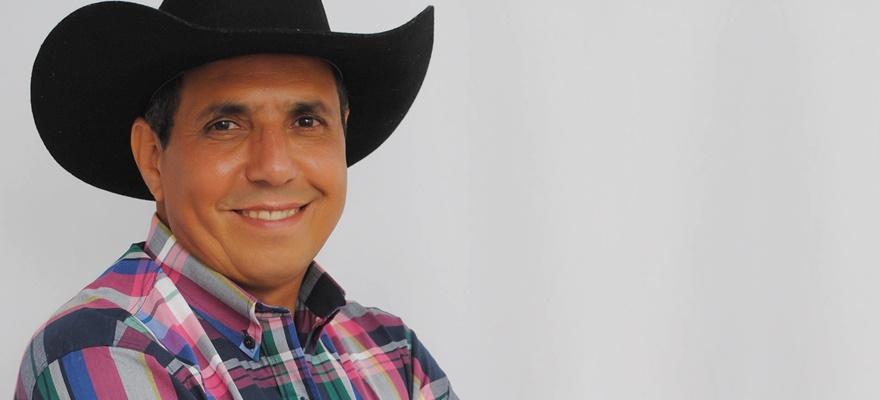 Locutor de Rodeio Ivan Diniz