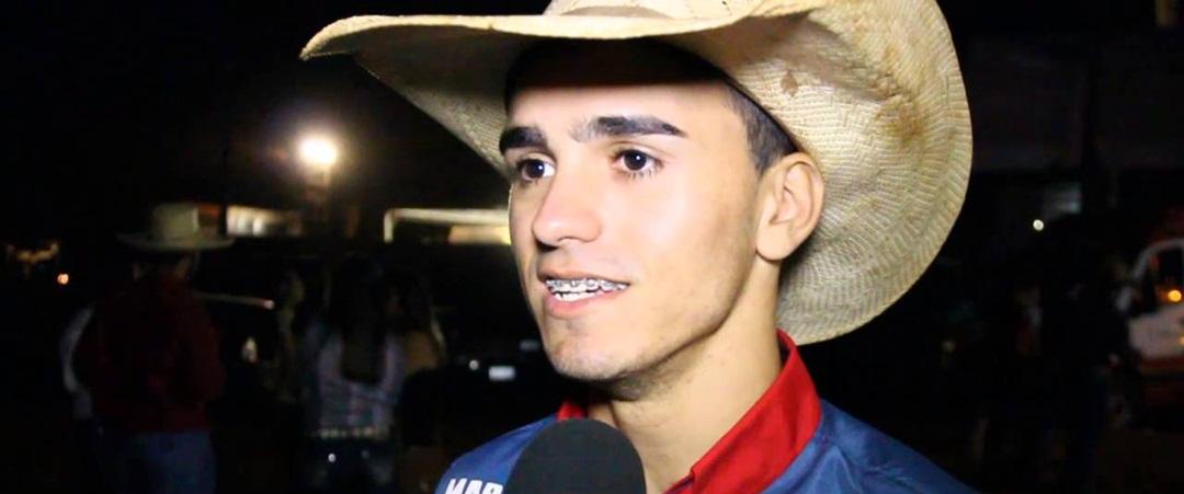 José Vitor Leme - Grande campeão do rodeio de Barretos em 2017