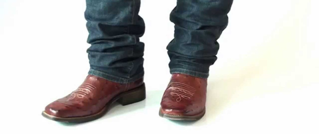 Conheças as botas de couro exótico