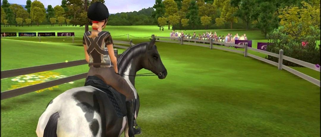Jogos de cavalos para crianças