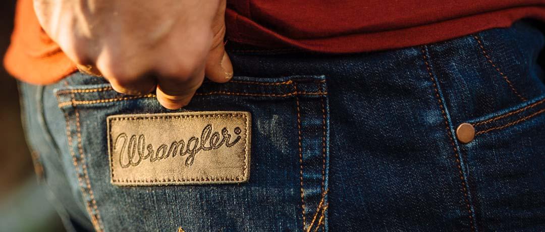 marca wrangler historia e produtos