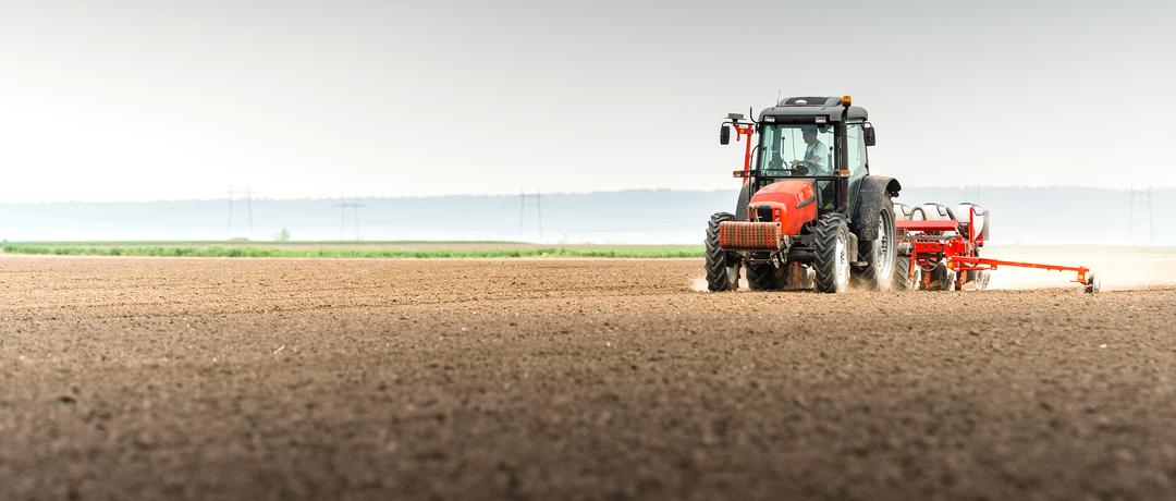 Máquinas agrícolas para sua fazenda