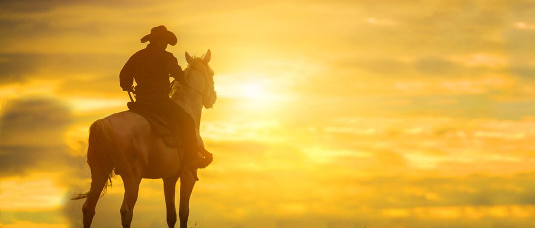 Os Cowboys nas novelas