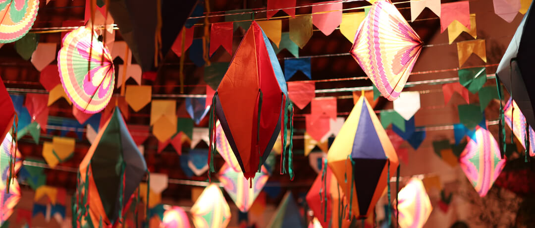 Decorações de Festa Junina