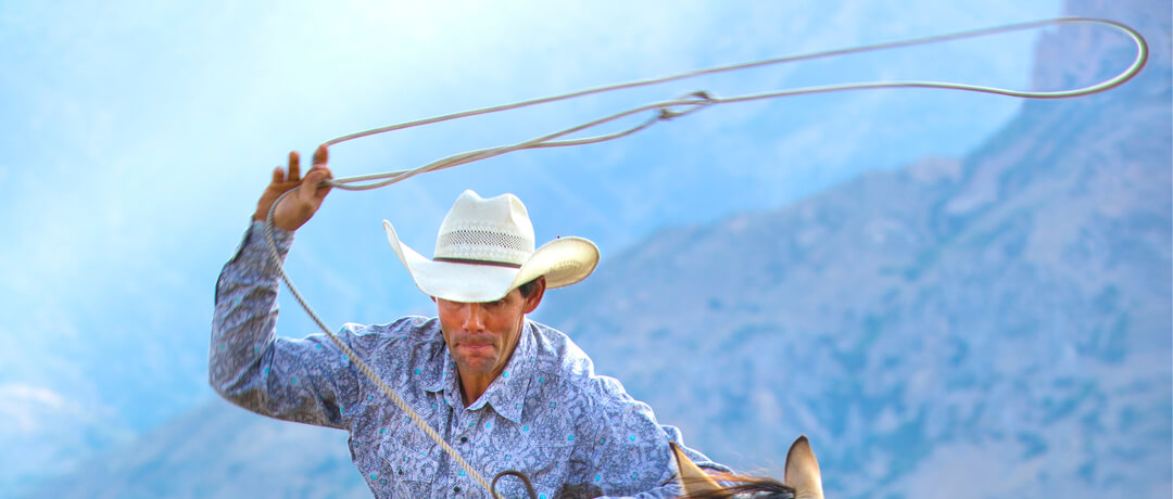 Resultado de imagem para laço cowboy