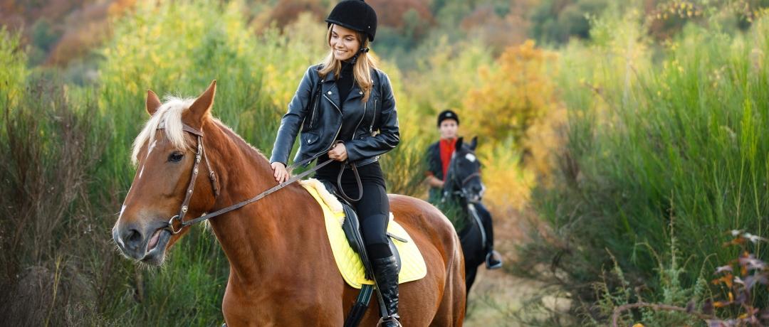 Andar a Cavalo
