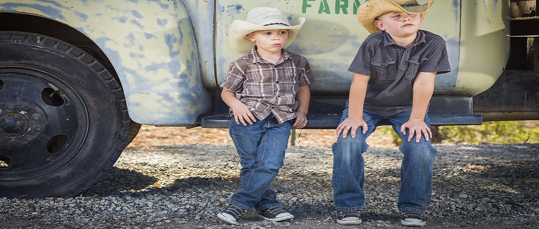 Moda Country Infantil